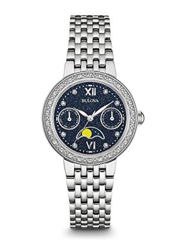 bulova-womens-quartz-stainless-steel-dress-watch-colorsilver-toned-model-96r210