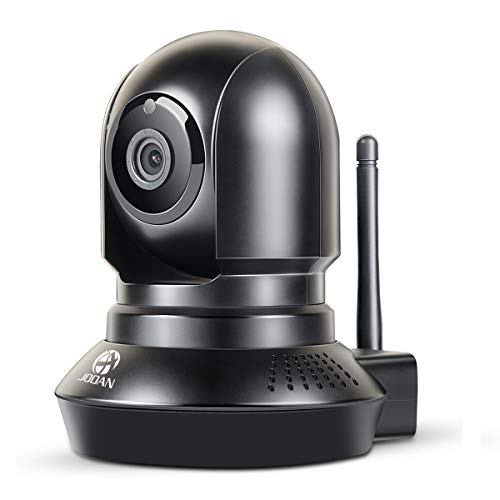 Security WiFi Camera,JOOAN Wireless IP Camera 720P Two Way Audio Pan/Tilt/ Cloud/SD Card Storage Home Security Network Surveillance