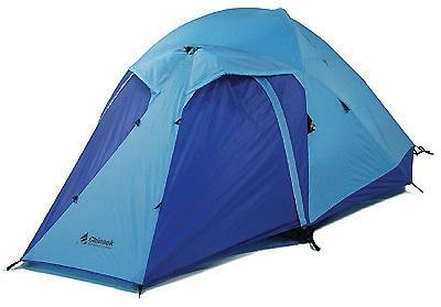 Chinook Cyclone Aluminum Tent – 3 Person, Outdoor Stuffs