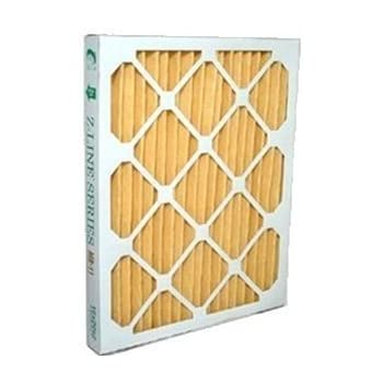 16x25x4 Merv 11 Furnace Filter 6 Pack Replacement