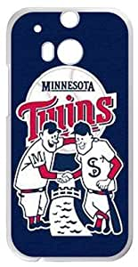 High Quality Minnesota Twins Case Cover for HTC One M8, Laser Technology Cases