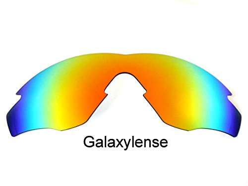 Galaxy Replacement Lenses For Oakley M2 Frame Red Polarized 100% - M2 Red