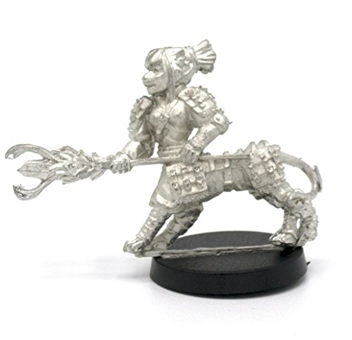 Stonehaven Half-Lion Druid Miniature Figure for 28mm Table