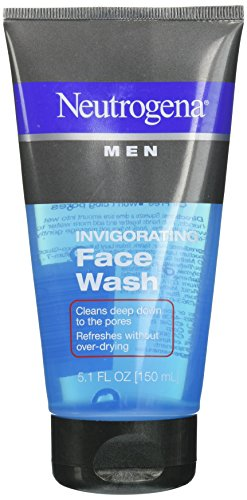 Neutrogena Men Invgrt Face Wash 5.1 OZ Pack of 4