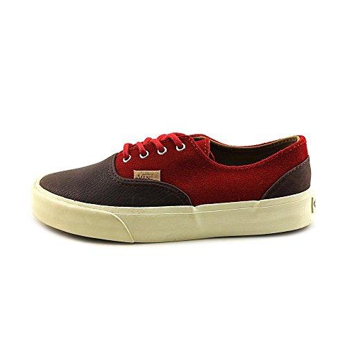 Vans - Zapatillas para mujer Rojo rojo 36