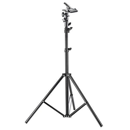 Neewer 6 feet/190 centimeters Photo Studio Photography Light Stand with Heavy-duty Metal Clamp Holder for Reflectors by Neewer