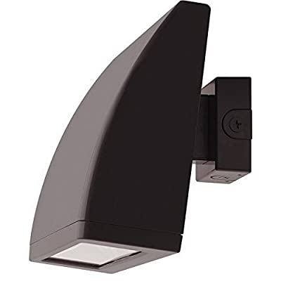 RAB Lighting WPLED104N Bronze 104W Neutral LED 4 X 26W Type IV LPack Wallpack