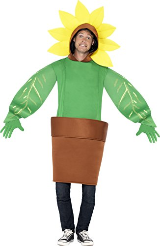 Smiffy's Women's Sunflower Costume