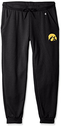 Champion NCAA Oklahoma Sooners Women's's Cool Down Pantss, X-Large, black