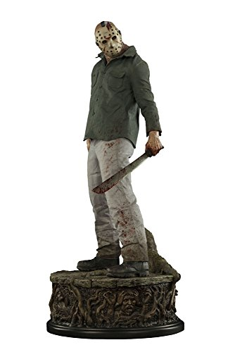 Sideshow Friday the 13th Part III Jason Voorhees - Legend of Crystal Lake Premium Format Figure Statue -