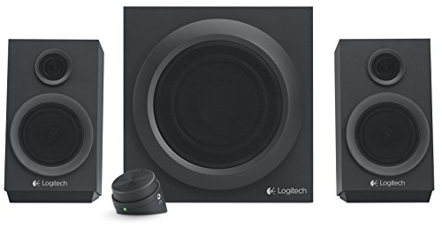 Logitech Z333 40 W 2.1 Channel Speakers