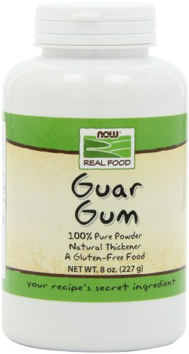 Guar Gum - NOW Foods Guar Gum Powder, 8-Ounce