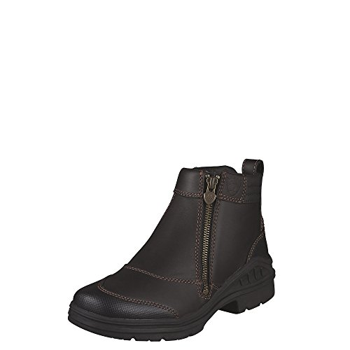 Ariat English Boots Womens Barnyard Side Zip 10003562