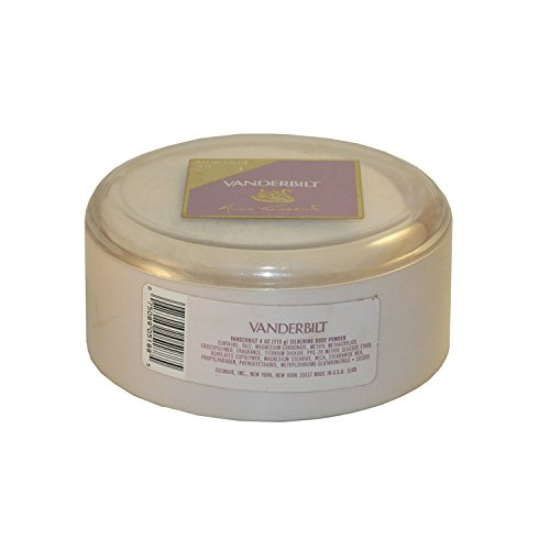 Vanderbilt, Silkening Body Powder, 4 oz. by Gloria Vanderbilt by Cosmair, Inc.