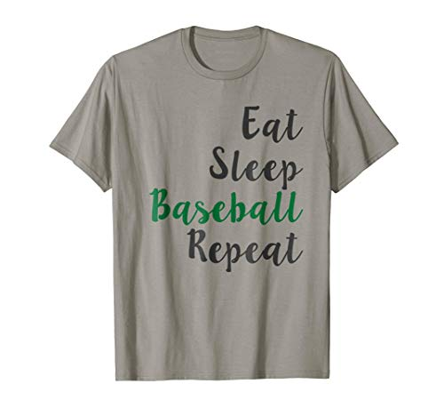 Eat Sleep Baseball Repeat by ozdilh