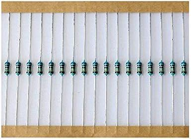 Widerstand 1 K Ohm 20 Stück Metallschicht 0 6w 1 Metallfilm Widerstände Elektronik