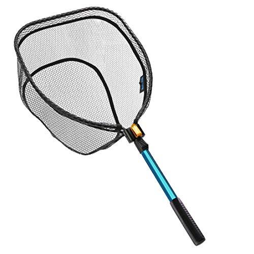 SAN LIKE Fly Fishing Landing Net - Bass Trout net16.9