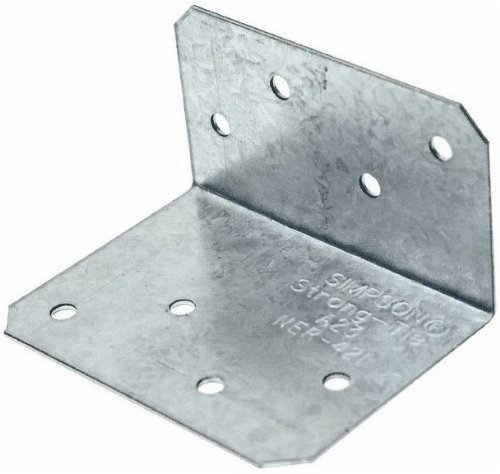 Simpson Strong Tie A23Z ZMAX Galvanized 18-Gauge Angle 200-per Box ()