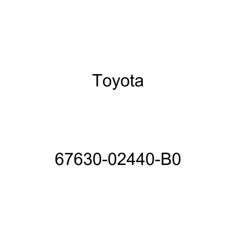 millenniumpaintingfl.com Genuine Toyota 67630-02440-B0 Door Trim ...