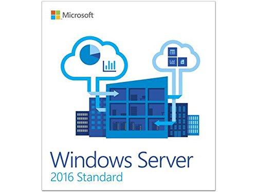 Price comparison product image Microsoft Windows Server 2016 Standard 5 Cal