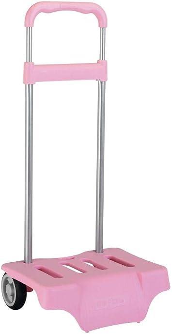 Safta Trolley pour les sacs /à dos d/école l/éger pliable r/ésistant avec poign/ée extractible et roues