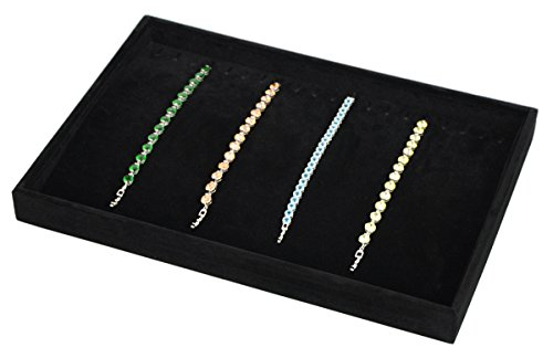 Stackable Necklace Showcase Organizer Functional