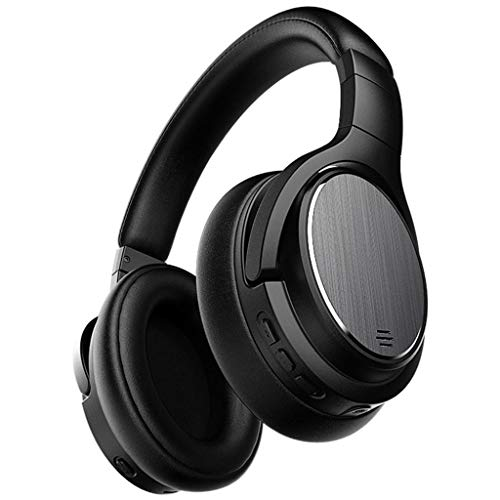 AJAHBGSMXD Auriculares Active Noise Reduction Bluetooth Headset InsonorizacióN InaláMbrica Adecuado para Computadoras...