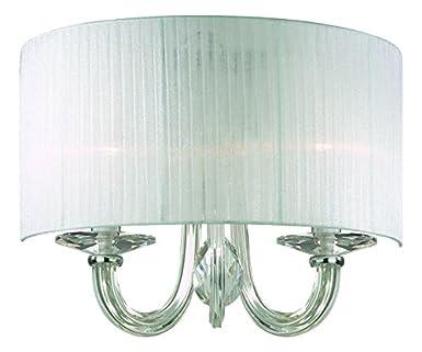 WBlancLuminaires Evergreen Murale Lights 40 Lampe Et 80wnOkPX