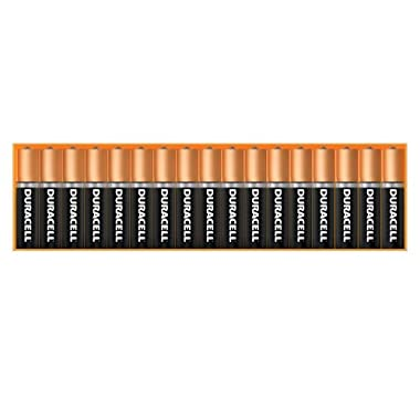 Duracell Coppertop Duralock AAA Batteries 34 Count