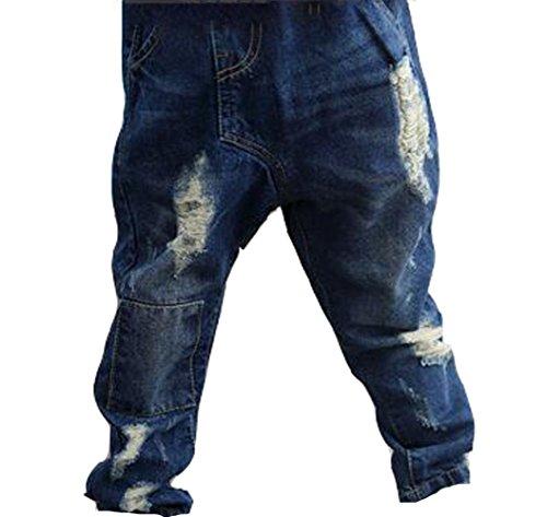 Modèles Que Blue Velours D'hiver Ainsi Garçons Trou Des De Américains Jeans 14985 6FqUnxOS