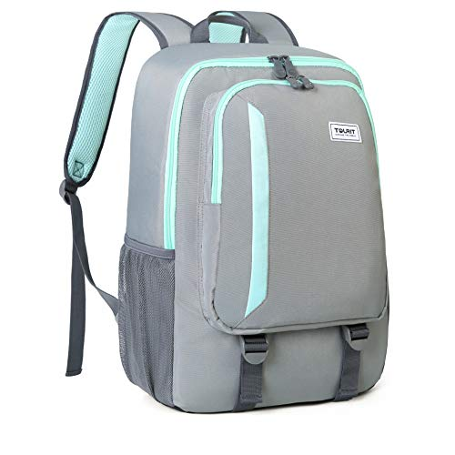 TOURIT Cooler Backpack Leakproof Insulated Backpack 28L Lunch Backpack with Cooler for Men Women to...