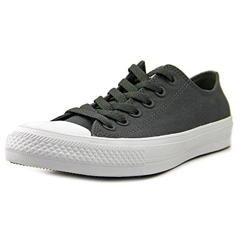 Converse Womens Chuck Taylor All Star Ii Trainers Grey Size (Chuck Taylor Trainer)