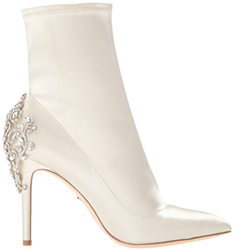 Badgley Mischka Women's Meg Ankle Boot Ivory from china online clearance cheap online shipping outlet store online 0QXvHmfXu