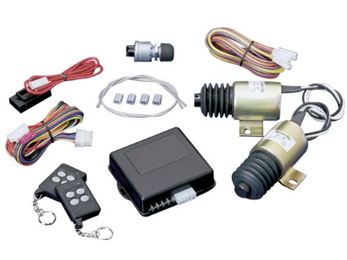 Spal SHAVED-40 Shaved Door Kit with 7-Channel Remote