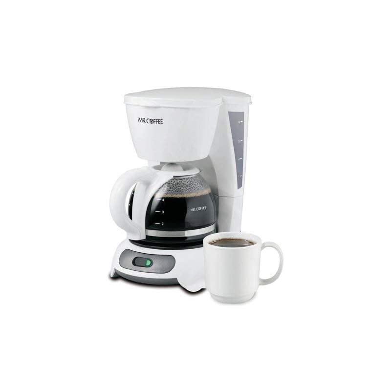 Mr. Coffee 5-Cup Coffee Maker, Black (4