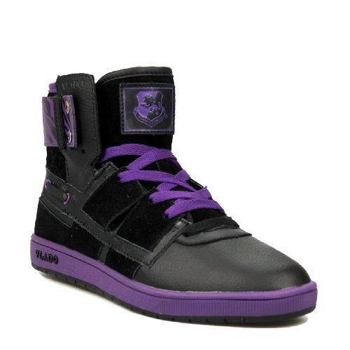VLADO FOOTWEAR - NEW AGE - Sneakers femme - Black Purple