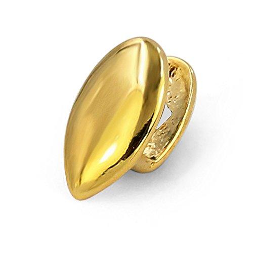 gold fang caps - 2