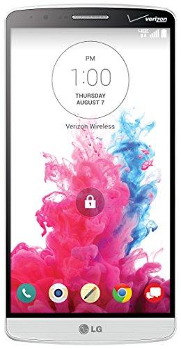 TEST LG G3, Silk White 32GB (Verizon Wireless)