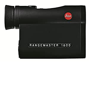 Leica CRF Rangemaster 1600-B Scope w/Adv Bali Compensation 40534 by Leica