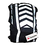 Salzmann 3M Reflective Backpack Cover Made with 3M Scotchlite, Rucksack Cover, Waterproof, Rainproof