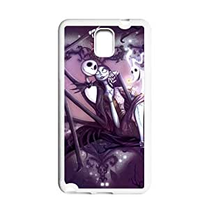 Creative Funny Picture of Jack Sally The Nightmare Before Christmas Samsung Galaxy Note 3 N900 New Style Durable Case Cover