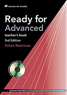 Ready for advanced 3rd edition students amazon a french r ready for cae ready for advancedteachers book 3rd edition teachers book fandeluxe Choice Image