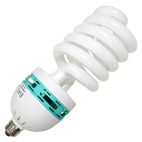 - Eiko 81181 - SP85/50/MED - 85 Watt Spiral Compact Fluorescent, 5000K, Medium Base