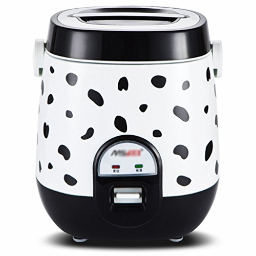 DIDIDD Mini Rice Cooker 1 Person -2 People Home Small Rice Cooker,A by DIDIDD