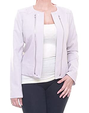 Open Front Jacket Size 8