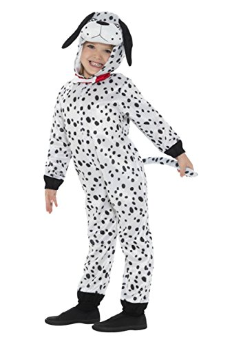 Book Week Costume For Kids (Dalmatian Kids Fancy Dress Dog Puppy Book Day Week Boys Girls Childrens Costume)