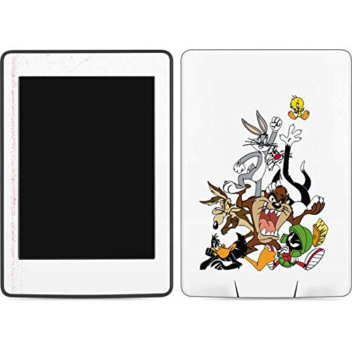 Skinit Looney Tunes All Together Kindle Paperwhite E-Reader 6in Skin - Officially Licensed Warner Bros Tablet Decal - Ultra Thin, Lightweight Vinyl Decal Protection
