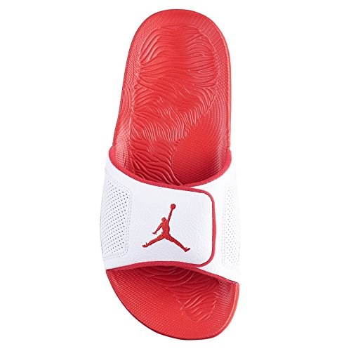 NIKE Men's Air Jordan Hydro III Retro Slide White/Fire Red Fire White/Fire Red-fire Red-tech Grey perfect cheap online fjefYV