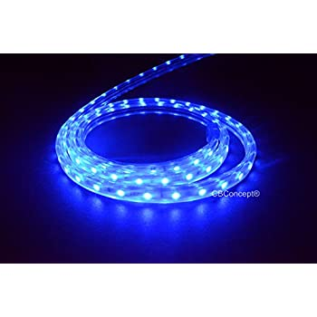 Amazon cbconcept ul listed 40 feet 4300 lumen blue cbconcept ul listed 30 feet 3200 lumen blue dimmable 110 mozeypictures Images
