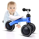 YUFU Baby Balance Bikes Bicycle Children Walker 10 Month – 24 Months Rides on Toys for 1 Year Old Boys Girls No Pedal Infant 3 Wheels Toodler First Birthday Gift